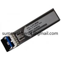 China 1.25G SFP 10KM Fiber Optical module on sale