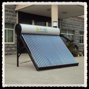 China Made in China good quality Thermosiphon integrated low pressurized Solar Water Heater/solar geyser ( solar bolier ) on sale