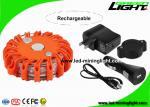 China Crushproof Handheld Fred Led Road Flare Emergency Lighting , Car Warning Lights with Hooks wholesale