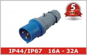 China Industrial Electrical Sockets And Plugs on sale