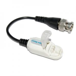 China 1 Port Passive Twisted-Pair Video Balun Transceiver for Surveillance Cameras-snap on sale