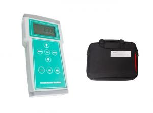 China 40 - 4000mm Handheld Ultrasonic Flow Meter ABS Housing Strong Anti Interference on sale