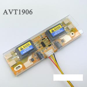 China AVT1906 10-29V Universal 4 lamps Small Port CCFL LCD Inverters on sale