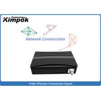 340MHz Wifi and 3G / 4G COFDM IP Mesh Full Duplex TDD Wireless Transceiver