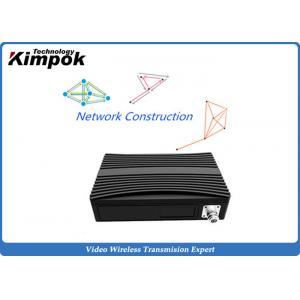 China 340MHz Wifi and 3G / 4G COFDM IP Mesh Full Duplex TDD Wireless Transceiver on sale
