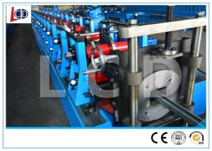 China 41*41 Mm C Channel Cold Roll Forming Machine For Solar Stents Production on sale