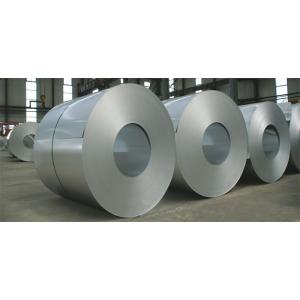 China 55% Aluminum Content Galvalume Steel Coil With Beautiful Spangles on sale