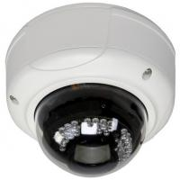 DC 12V zoom ONVIF PTZ Network Security Camera With Motion Detection
