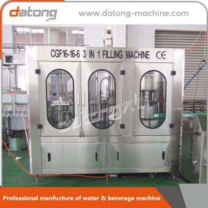 China mineral water bottling machine for pure water filling and packing on sale