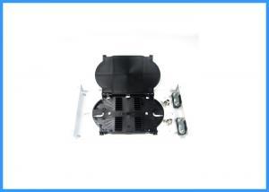 China Wall Mounted Fiber Optic Termination Box , 8 Cores Ftth Distribution Terminal Box on sale