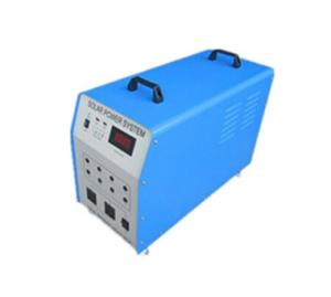 China 200W  DC AC Output Home Solar Power Systems , Portable Solar Panel Kits Solar Generator on sale