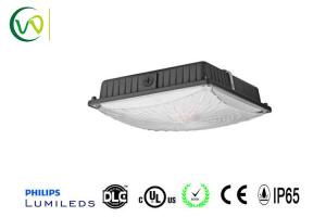 China Gas station light for warehouse garage low bay 45w/65w led canopy lights on sale