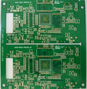 China Cheapest pcb sample, quick turn pcb Copper thickness in hole ≥ 25.0um on sale