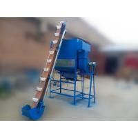 cooling storage bin for animal feed pellet machine production line  discharging and packing directly