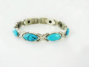 China pulsera Titanium magnética on sale