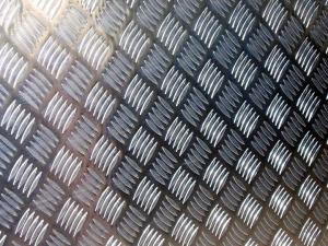China 6061 T6 Grade Aluminum Sheet Metal 4 X 8 Diamond Plate 2000-3000mm Length on sale