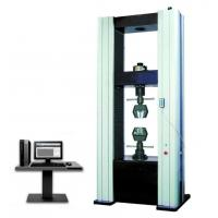 200KN Microcomputer Controlled Electronic Universal Testing Machine With 0.5 Precision Level