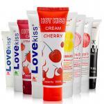 Safe Fruit Taste Natural Sex Lubricant Water Based Oil Adult Sex Lubricant