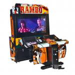 Coin Operated Upright Video Game Machines , Gun Shooting Commercial Gaming Machines