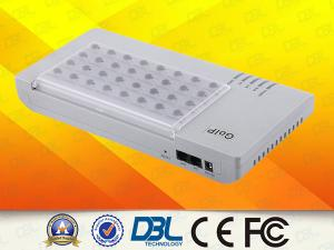 China GSM Sim Card Bank DDNS Hot Swap For GoIP 8 / 16 / 32 Port on sale