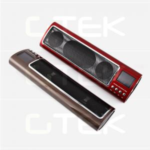 China Iphone IPOD Music 2.1 Portable Bluetooth Speaker With Hands Free / TF Card on sale