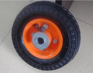 China pneumatic wheelbarrrow tire and hand truck tire 8*2.50-4 on sale