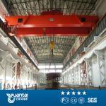 YUANTAI worldwide and high performance 20 ton overhead crane for sale