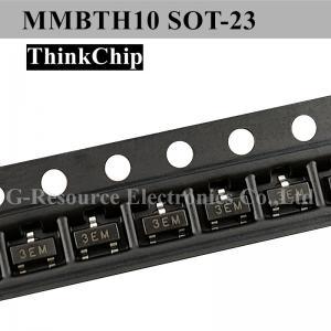 MMBTA05  Taiwan Semiconductors  Transistor NPN 60V 0,5A  SOT23 NEW 10 pcs
