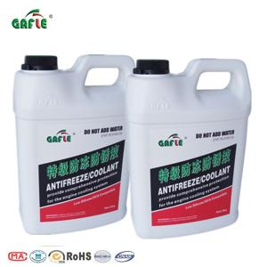 China Gafle/OEM Wholesale Can High Quality Long Life Colorful Antifreeze Coolant on sale