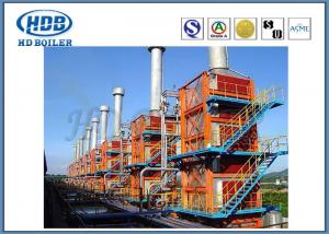 China Energy Saving HRSG Heat Recovery Steam Generator , Waste Heat Recovery Boiler on sale