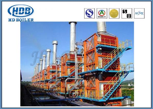 Energy Saving HRSG Heat Recovery Steam Generator , Waste Heat ...