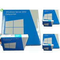 China MS Genuine Windows OEM Software Professional / Windows Server 2012 R2 OEM on sale