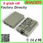 High quality digital camera battery supplier for canon BP110