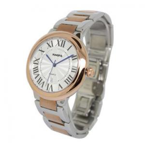 China Full Stainless Steel Quartz  / mechanical wrist watches for men , Swiss Movement on sale