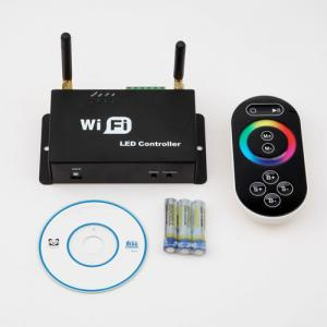 China Rj45 dmx led controller / KTV dance hall Android wifi controller on sale
