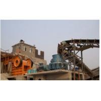 Hematite and magnetite iron ore crusher