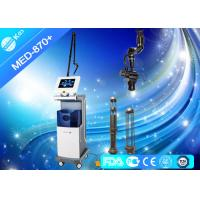 10600nm Co2 Fractional Laser Machine For Acne Scars , Radio Frequency Skin Tightening Devices