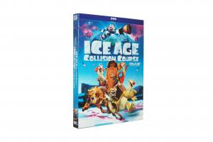 China Free DHL Air Shipping@HOT 2017 New Release Cartoon DVD Moveis Ice Age 5 Collision Course Box Set Wholesale!! on sale