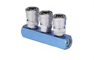 China Pneumatic Tube Fittings Spring Protection on sale