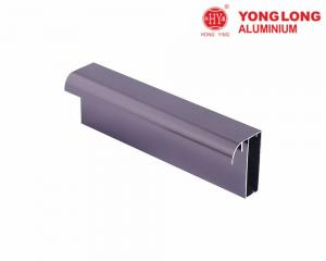 China Customized Powder Coated Aluminum Furniture Profile for Window and Door on sale