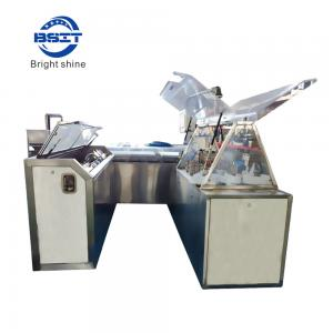 China PVC/PE mesin embosotomatics pvc table suppository filling machine with molds on sale