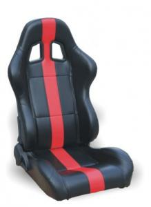 Quality Double or single slider Sport Racing back Seats / auto bucket seats for sale