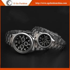China 010B Sapphire Watch Luxury Style Roman Watch Quartz Analog Watches Couple Watch Fashion on sale
