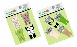 China Portable Recyclable Animal Shap Custom Printed Bookmarks With Quick Sample For Reading on sale