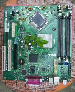 China Intel Pentium 4 Dell Desktop Motherboard WK833 XK943 on sale