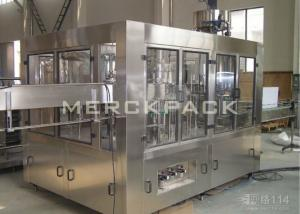 China Carbonated Drinks Filling Machine / Soda Water Bottling Plant with Cheap Price on sale