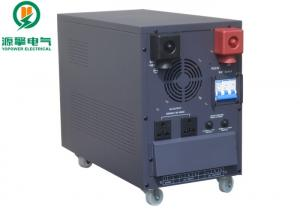 China Single Phase Solar Power Controller Inverter DC To AC ROHS FCC Certification on sale