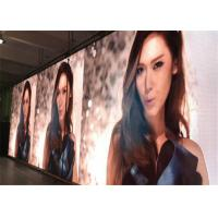 Music Events Aluminum Indoor LED Video Wall Hire 3.91mm Pixel With Unique Design