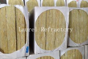 Quality Rockwool Mattress Refractory Rockwool Sound Insulation with Wire Mesh 20 MM for sale