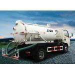 Camión de la recolección de basura, 1032/1648mn y camión de 19/11° VAC/camión XZJ5060GXW, los 5980*1980*2680m del vacío